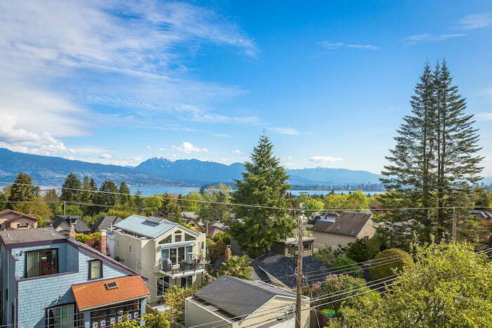 3 Bedroom house Point Grey Vancouver Westside